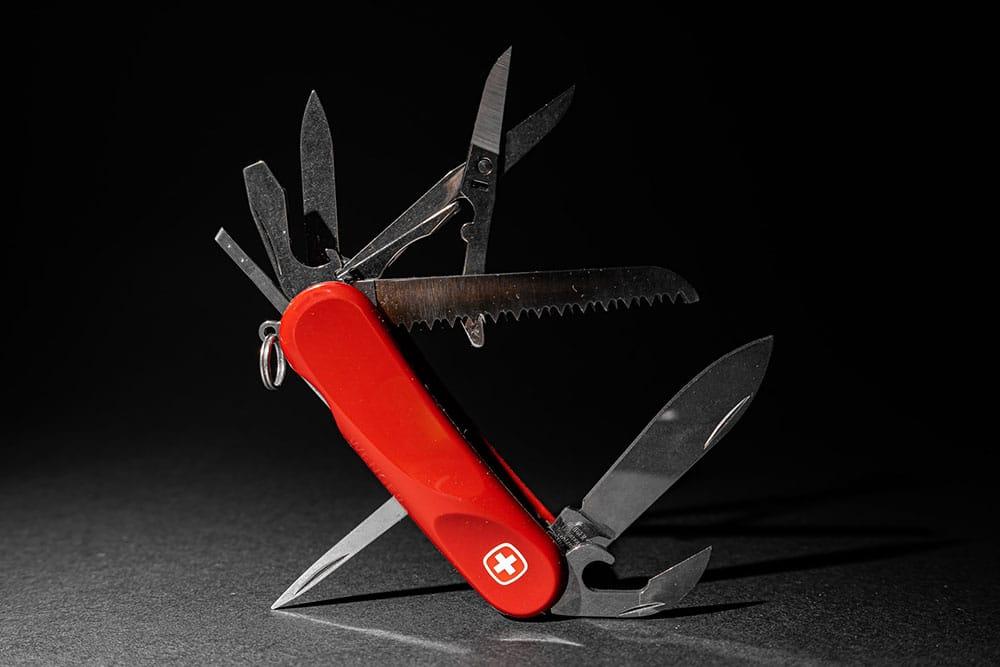 Le couteau suisse outil simple mais puissant