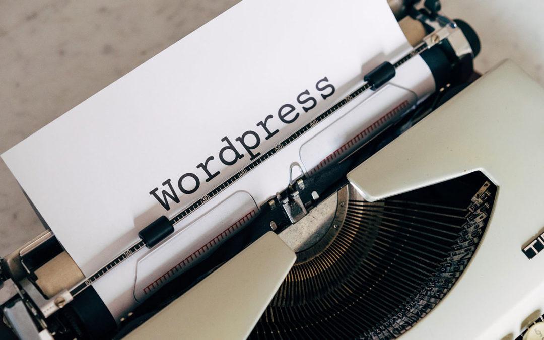 Créer un blog WordPress: toutes les étapes pour réussir!